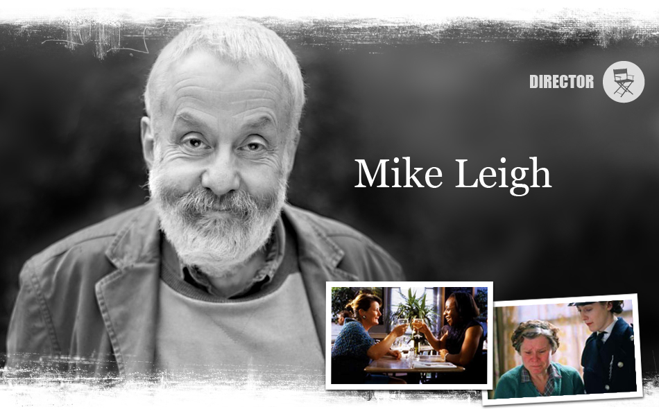 Mike Leigh photo montage