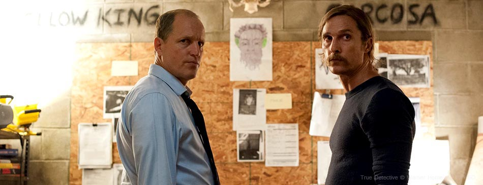 A scene from TV Series True Detective